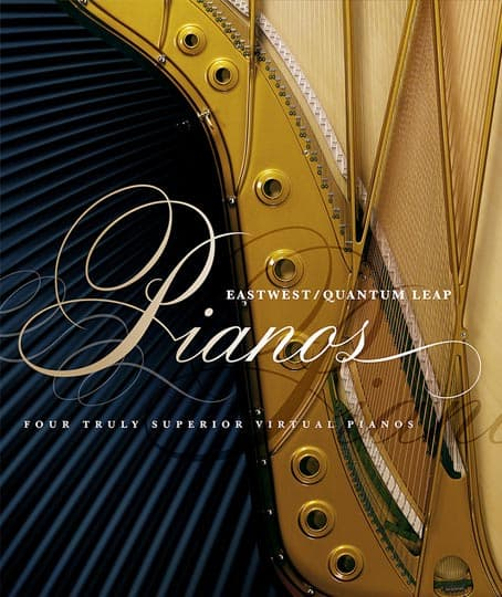 EastWest Steinway D GOLD