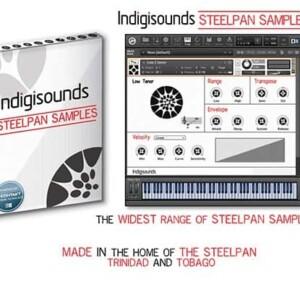 Indigisounds Steelpan