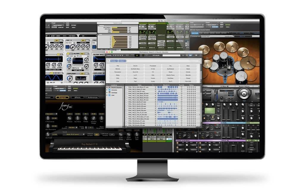 Avid Pro Tools Crossgrade to Two Year Subscription (no iLok)