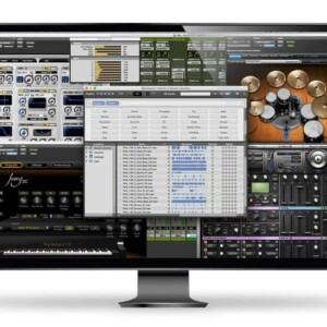 Avid Pro Tools Perpetual License w/ 1 yr update/support (no iLok)