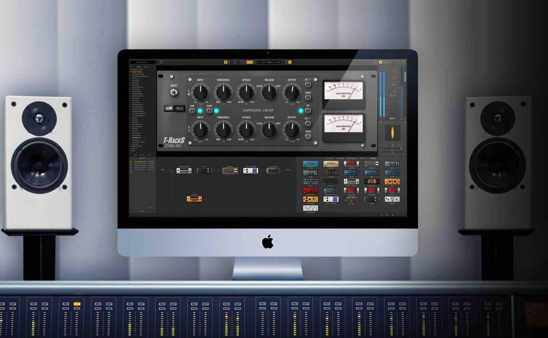 IK Multimedia T-Racks 5 Deluxe