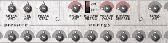 Xhun Resonheart Mechanical Synthesizer