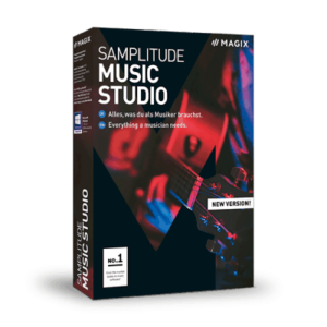 Magix Samplitude Music Studio 2019