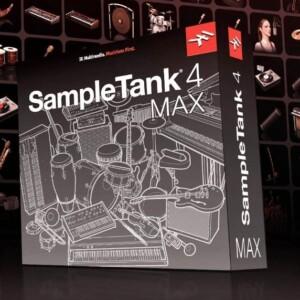 IK Multimedia SampleTank Max w/SampleTank3, Miro2,CS