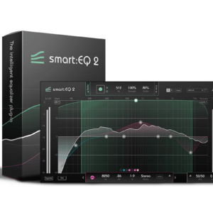 Sonible Smart EQ2 Upgrade from frei:raum and smart:EQ+