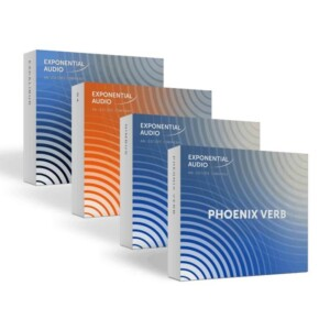 Exponential Audio Stereo Bundle