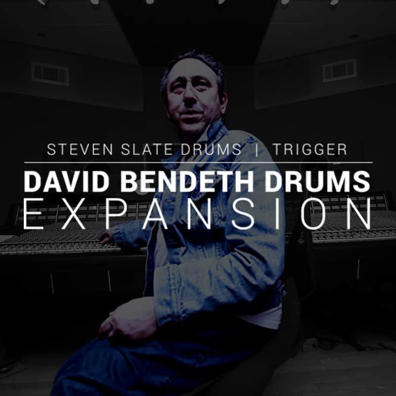 David Bendeth Expansion for Steven Slate Drums