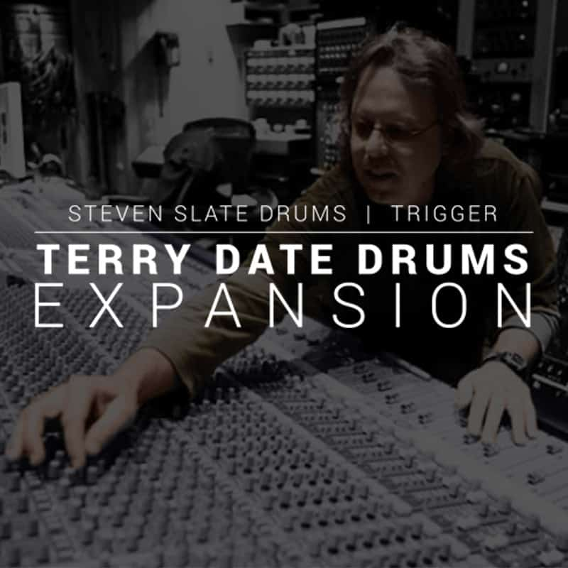 Terry Date Expansion for Steven Slate Drums