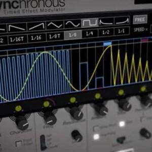 Properllerhead Rack Extension - Synchronous