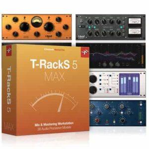 IK Multimedia T-RackS MAX (Digital Upgrade)