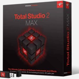IK Multimedia Total Studio MAX (Digital Upgrade)