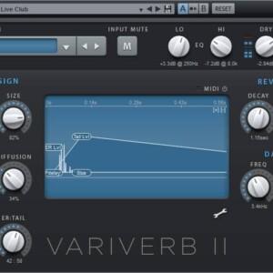 Magix VariVerb II