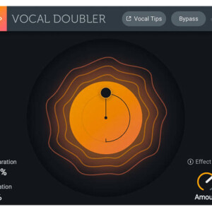 iZotope Vocal Doubler (Free)