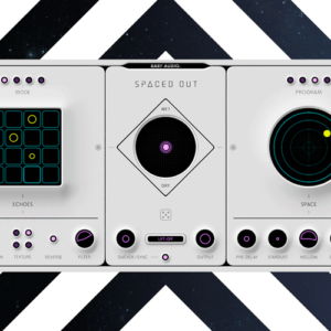 Baby Audio Spaced Out Plugin Screen image
