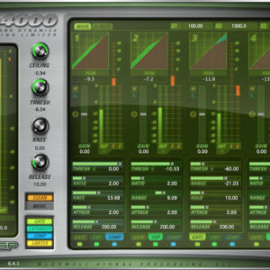 McDSP ML4000 Mastering Limiter product image