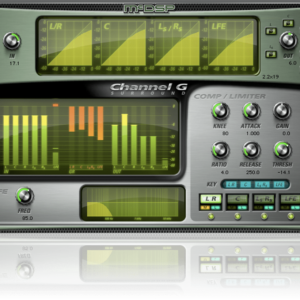 McDSP Channel G Surround Product Screen Image