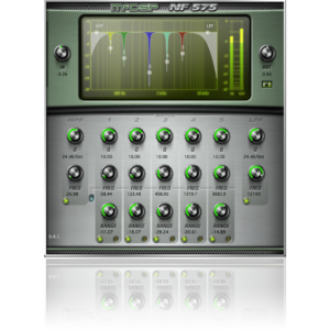 McDSP NF575 Product Screen Image
