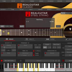 Musiclab RealGuitar product image