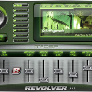 McDSP Revolver Convolution Reverb