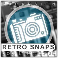 Xhun Audio Retro Snaps expansion for LittleOne product image