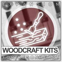 Xhun Audio Woodcraft Kits Expansion for ResonHeart product image