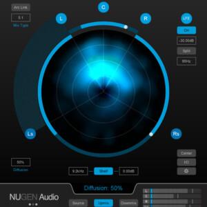 Nugen Halo Upmix screen image