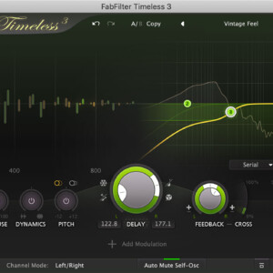 Fabfilter Timeless 3 Product Screen Image