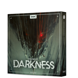 Boom Library Cinematic Darkness Designed product box image