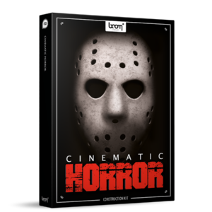 boom Library Cinematic Horror Construction Kit product box image