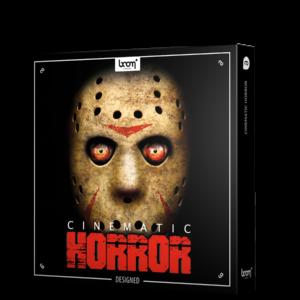 cinematic Horror Designed product box image