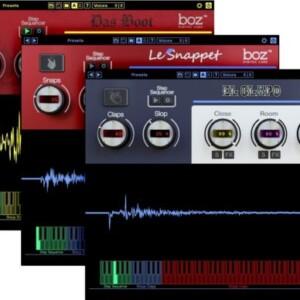 Boz Digital Clap Snap Stomp Bundle product image