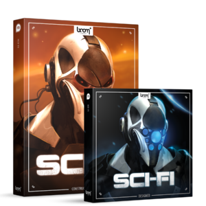 Boom Library Sci-fi Bundle product box image