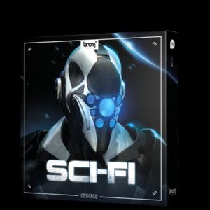 Boom Library Sc-fi Designed product box image