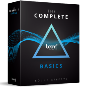 Boom Library Basics product box image